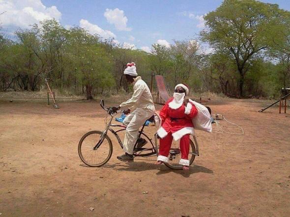 Christmas in Africa | Hadithi Africa