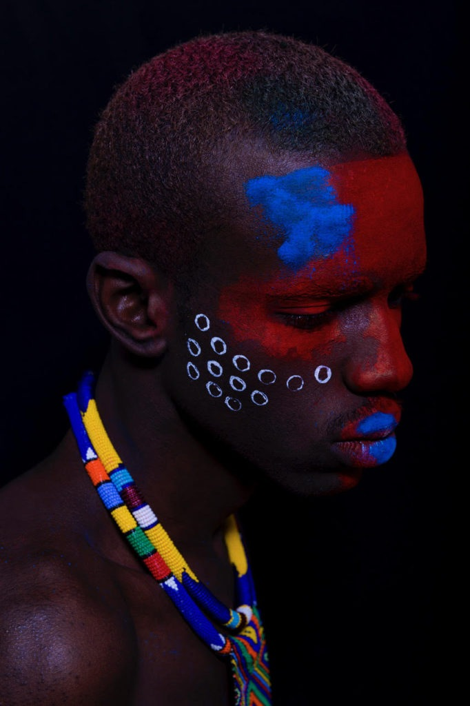 Pigments A Series Exploring The Art Of African Body Painting Hadithi Africa